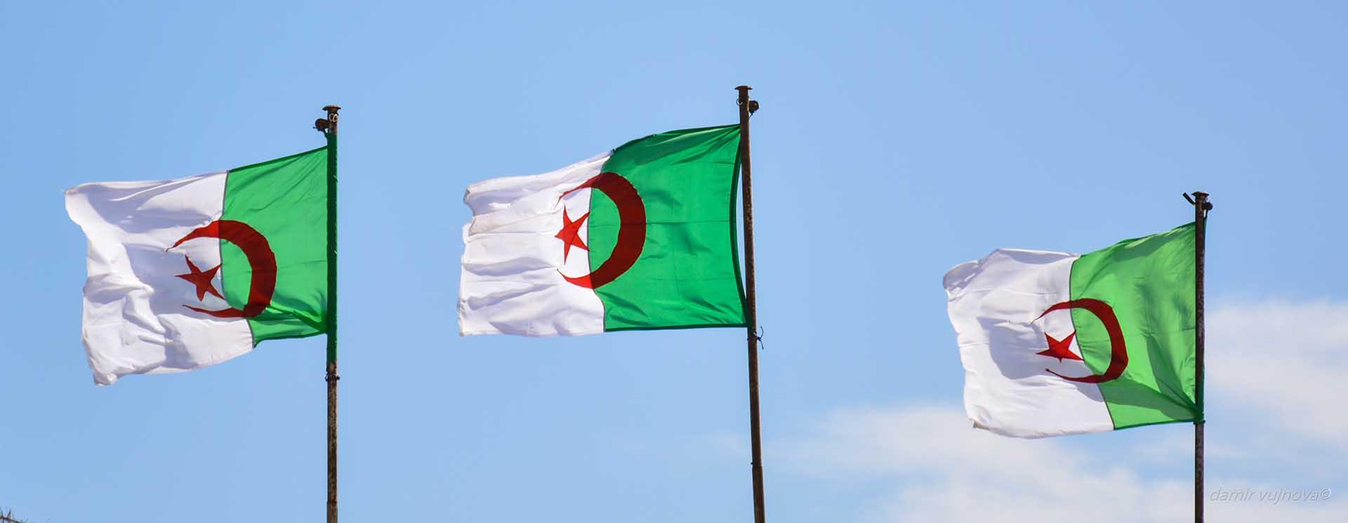 Alžir, grad, država...