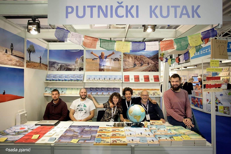 Putnički kutak Interlibera 2018