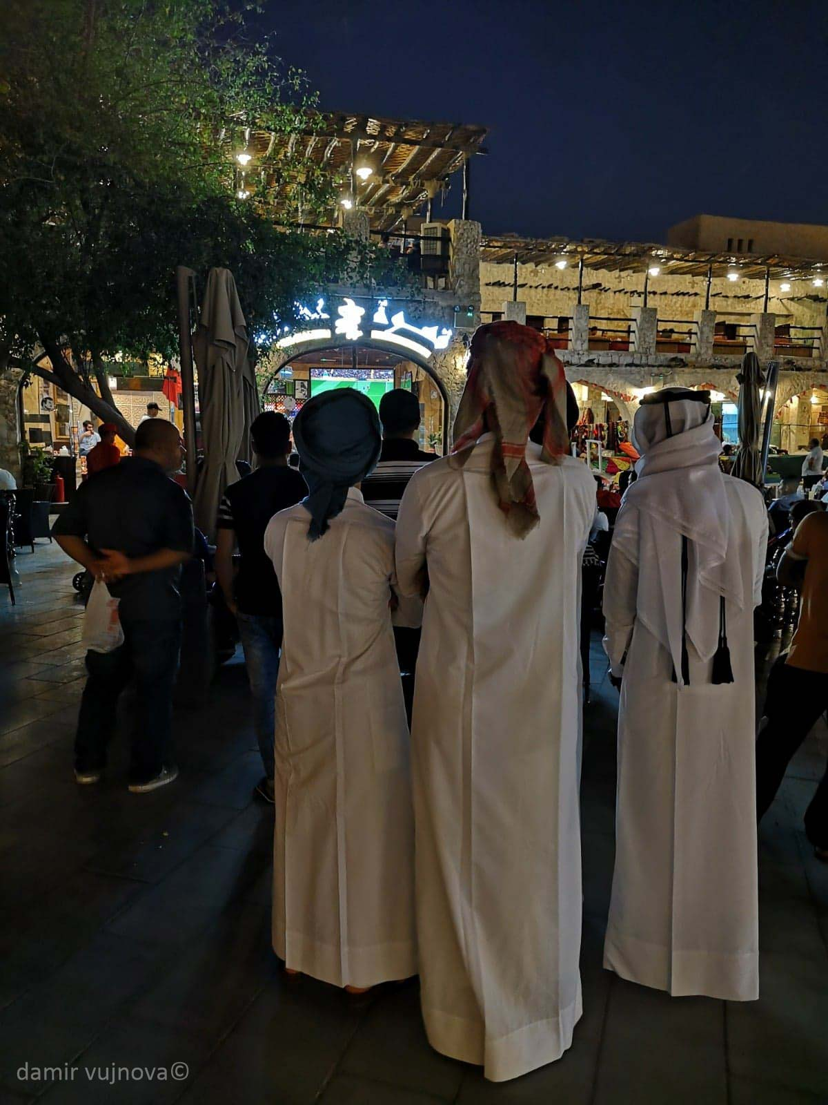 Doha Qatar, Champions league