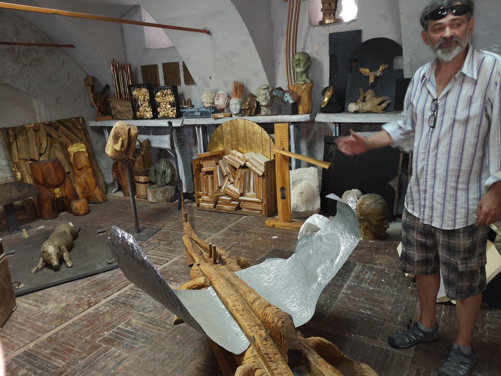 Galerija Darwina Butkovića