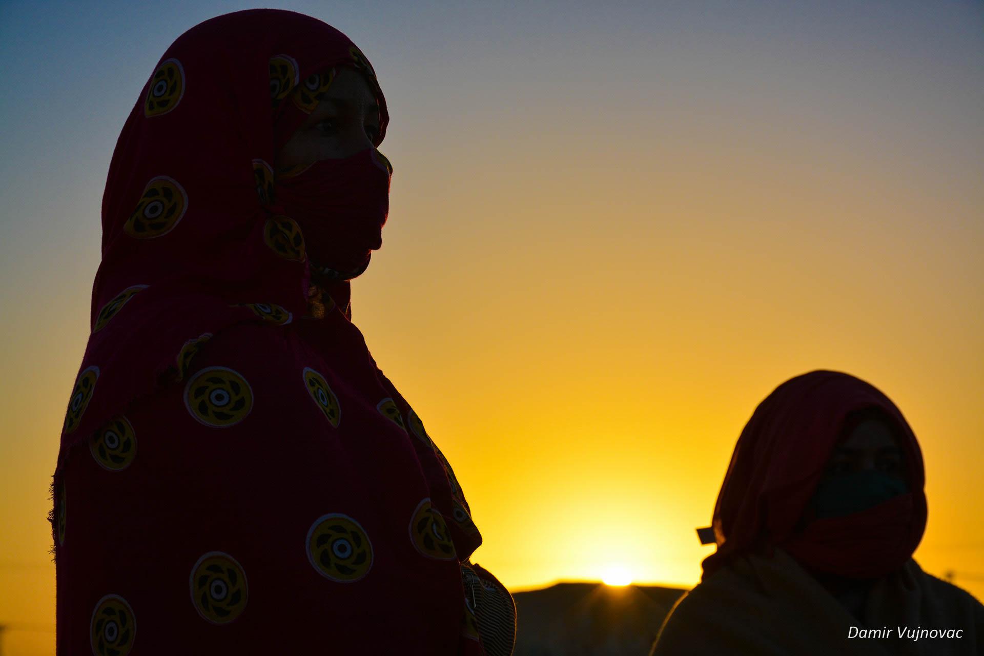Saharawi refugee camp