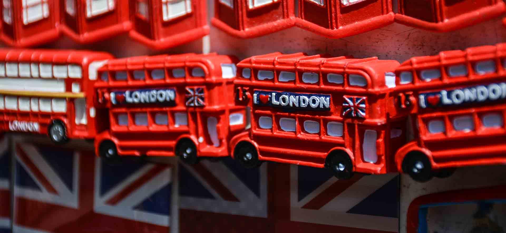 London… ili samoposluga?