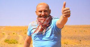 Damir Vujnovac, putopisac i fotograf