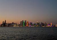 Doha Skyline, Qatar