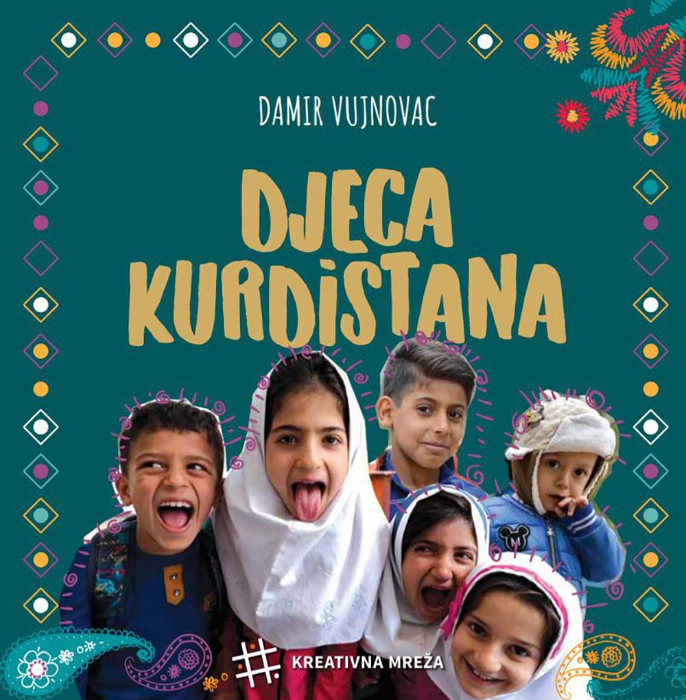 Djeca Kurdistana, naslovnica